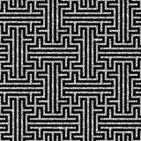 Silver oriental swastika pattern Stock Images