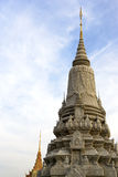 Silver Pagoda, Cambodia Royalty Free Stock Photos