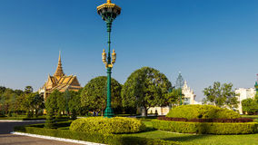 Silver Pagoda / Royal Palace, Phnom Penh, Cambodia Stock Photos