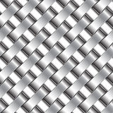 Silver pattern Royalty Free Stock Photos