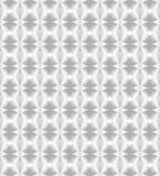 Silver pattern with stylized squares Royalty Free Stock Photo