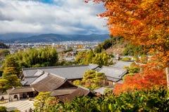 Silver Pavilion Kyoto Japan Stock Images