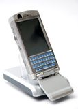 Silver pda Stock Photography