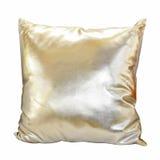 Silver pillow Royalty Free Stock Photos