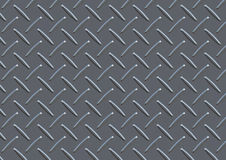 Silver Plate Pattern Stock Images