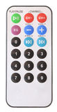 Silver remote control Royalty Free Stock Image