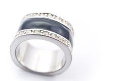 Silver Ring Royalty Free Stock Photos