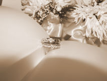 Free Silver Rings Royalty Free Stock Images - 12063479