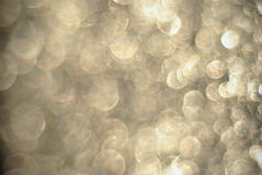 Silver rings and bubbles seamless texture Royalty Free Stock Photos