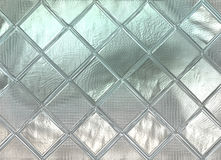 Silver romb background Royalty Free Stock Images