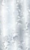 Silver seamless silk Stock Photo
