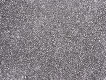 Silver background. Silver shiny glitter glowing background stock photo