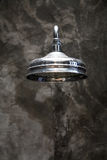Silver showerhead Stock Photos