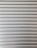 Silver Shutters Stock Photography