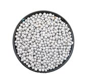 Silver Souf Goli. Souf goli or fennel seed ball, indian traditional digestive food good to eat after lunch or dinner, also serve in festival of diwali, holi, and stock photos