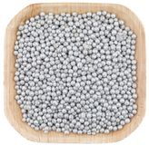 Silver Souf Goli. Souf goli or fennel seed ball, indian traditional digestive food good to eat after lunch or dinner, also serve in festival of diwali, holi, and royalty free stock photos