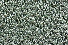 Silver Sparkle Royalty Free Stock Photo