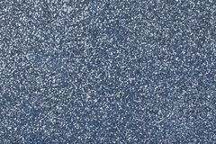 Dark gray sparkling background from small sequins, closeup. Brilliant backdrop. Silver sparkling background from small sequins, closeup. Brilliant shiny backdrop stock photo