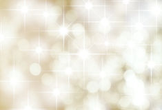Free Silver Stars Background Stock Photography - 25053632