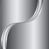 Silver steel Royalty Free Stock Photos