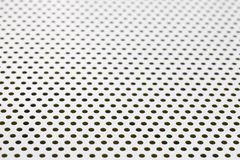 Silver-steel mesh background. Royalty Free Stock Image