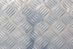 Silver steel with shiny metallic background stock photo