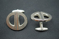Silver studs Stock Images