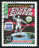 Silver Surfer Stock Images