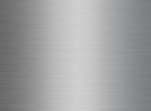 Silver texture background. Abstract background with silver texture and light reflection Royalty Free Stock Photo