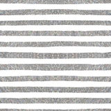 Silver textured seamless pattern of stripes Stock Photos