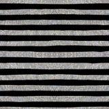 Silver texturerad sömlös modell av band Arkivfoton