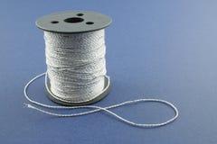 Silver Thread Stock Photo