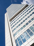 The Silver Tower, Frankfurt Royalty Free Stock Photo