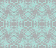 Silver vector geometrical pattern, background Royalty Free Stock Photo