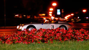 Silver Veritas RS 2000 at the GP Nuvolari Royalty Free Stock Images