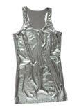 Silver vest Stock Photo