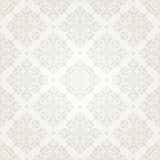 Silver vintage wallpaper royalty free illustration
