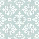 Silver vintage wallpaper Royalty Free Stock Photography