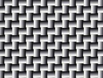 Silver Weave Pattern. Ed Background Texture Stock Photos