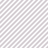 Silver white diagonal stripes seamless pattern. Vector Stock Image