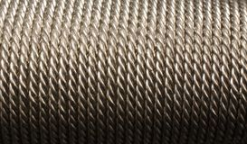 Silver Wire Royalty Free Stock Photography