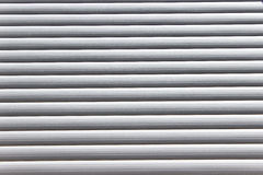 Silver wooden  blinds  background Stock Photo