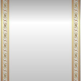 Silverbakgrund Royaltyfria Foton
