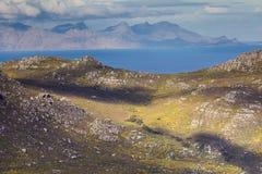 Silvermine rezerwat przyrody, Kapsztad Obrazy Royalty Free