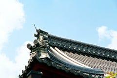 Silverpaviljong, Ginkakuji tempel på Kyoto Japan Arkivfoton