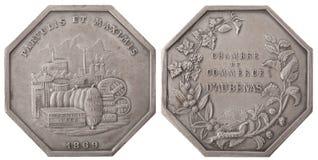 Silvers token Stock Photography