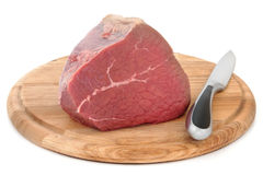 Silverside of Beef Royalty Free Stock Images