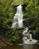 Silverspray Falls - New Jersey Royalty Free Stock Photos