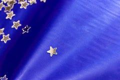 Silverstjärnor fotografering för bildbyråer