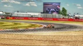 Silverstone 2014 Στοκ Φωτογραφίες